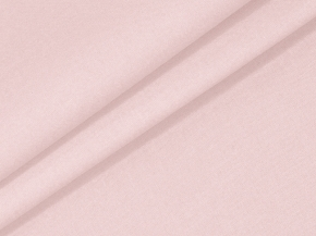 Бязь гладкокрашеный 120/220 пудровый розовый, 220см