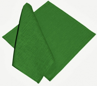 11С520-ШР 45*45 Салфетка цв.631 зел