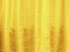 2.50м 2С12-Г10 К полотно гардинное рисунок 1063 цвет лимон