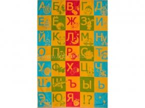6с101.414ж1 Алфавит Простыня махровая 104х160см