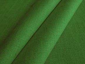 Ткань интерьерная 176099 п/лен гладкокрашеный рисунок 1222 Трава ширина 150 см