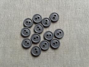 Пуговицы АП 11/2 арт.С91-715 двухсторонняя, серо-голубые (уп.1000шт)