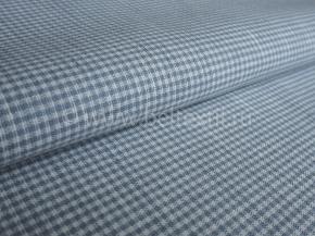 Ткань сорочечная 1654ЯК п/лен пестротканый рис. 2/1  10,0 сорт 1, ширина 150см