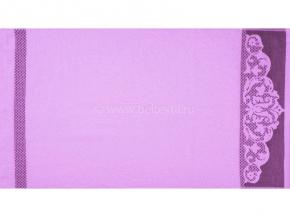 Полотенце махровое Amore Mio AST Leys 70*140 цвет лаванда
