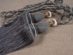 Кисти Ajur НК К4-48-10 серый