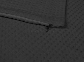 """20с10-ШР/039/уп Наволочка декоративная 40*40 """"Зефир"""" цв.1592 графит"""