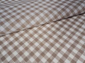 08С58-ШР/пн.+У 2/10 Ткань для постельного белья, ширина 150см, хлопок-52% лен-48%