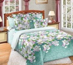 2100 КПБ 2 спальный Яблони в цвету