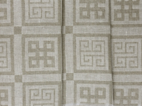 16С404-ШР+С 330/355 Ткань декоративная, ширина 166см, лен-78% хлопок-22%