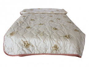 Одеяло верблюжья шерсть 300 гр 2 спальное 175*205