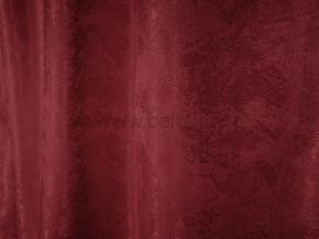 Портьера T ZG L253-30/155 винный, ширина 155см