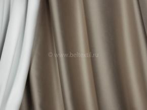 Ткань блэкаут C94 MIRA LIFE цв. 23 серый/серо-бежевый, 300см