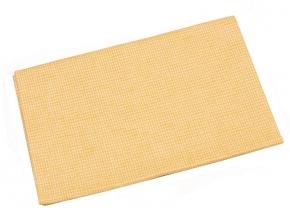 14с371-ШР 75*150 полотенце банное цвет желтый