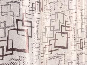 Ткань блэкаут T RS 2011-01/280 BL Jak беж-коричневый, ширина 280см