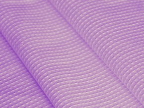 Ткань х/б вафельное полотно гл/кр 4Р-06-3 170 г/м2 цвет Сирень, ширина 150см