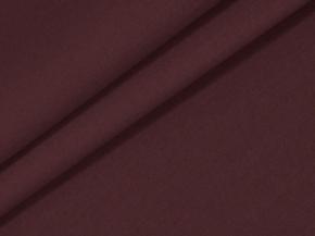 Ситец гладкокрашеный цвет бордо МАПС 100г/м2, ширина 95см