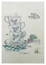 17с336-ШР 50*70  полотенце Время чая-1