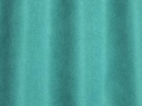 """Ткань портьерная """"Brilliant"""" BL 811690-264208/280 PL аквамарин, ширина 280см. Импорт"""