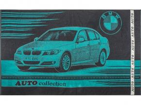 6с102.412ж1 BMW Полотенце махровое 104х175см