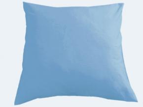 15с238-ШР Наволочка верхняя 70*70 цвет голубой