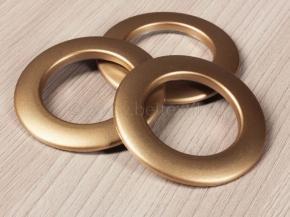 Люверсы AL 4, золото d-35мм (уп.10шт)