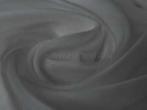 Вуаль однотонная T RS lux-161/300 V серый, ширина 300см. Импорт