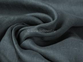 Ткань одежная гладкокрашеная умягченная 186071 МА цвет Темный антрацит 1380,