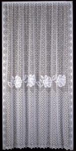 1.65м С340Н/165 ПОЛОТНО ГАРДИННОЕ белый