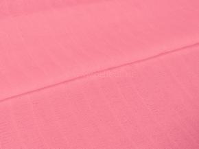 Ткань плательная гладкокрашеная Муслин арт. 700 рис. 86023/3 розовый, 150 см