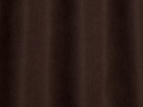 """Ткань портьерная """"Brilliant"""" BL 811690-65033A/280 PL темный шоколад, ширина 280см. Импорт"""