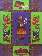 """ОБР 01862 45*60 Полотенце """"Кухня"""""""