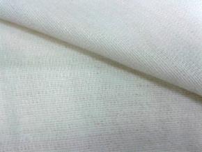 Арт.216/4 Материал прокл.трикотажный с термокл.покр. пл.75-80гр/м2 (ПЭ-60%,Хл-40%) суровый рул.150м2 (100м.п.)
