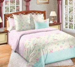 2100 КПБ 2 спальный Алиса голубой