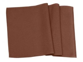 Полотенце вафельное 45*60 цвет шоколадный