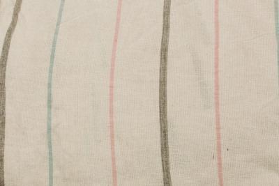 Тик матрацный с цветными просновками, ширина 165 см, плотность 150 г/м2