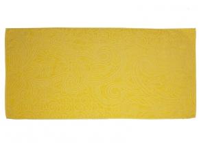 """С81/3-ЮА 70*140 """"Нури"""" полотенце махровое цвет желтый"""