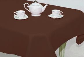 11С519-ШР 150х200 скатерть цвет 551 шоколад