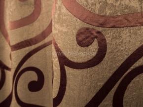 Ткань блэкаут T RS 1236-08/280 BL Jak, ширина 280см