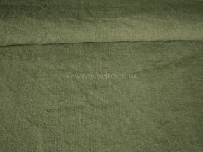 18с305-ШР  Наволочка верхняя  50*70 цв 8 оливковый