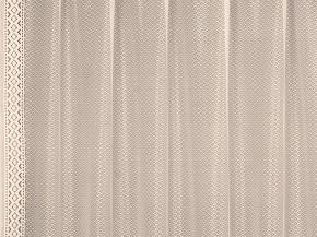 3.00м 2С4-Г10 К рисунок 1133 гардинное полотно цвет сливочный