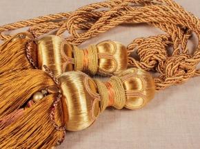 Кисти Ajur НК К1-1816 золото