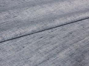 Ткань 1654ЯК п/л пестротканый бел/цв  ХМ усадка 150 см 6,6 синий  сорт 1, ширина 150см