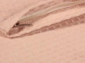 4265 Чехол декоративный для подушки 40*40 бежевый
