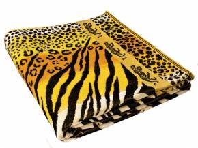 """4с81.060 """"Тигр"""" Простыня махровая 208*150"""