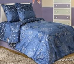 2380-БЧ 1,5 спальный комплект Джинс