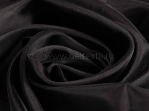 Вуаль однотонная  Lilia LL 1256S/325 V ut черная, ширина 325 см