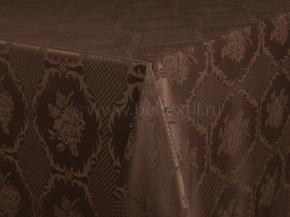 03С5-КВгл+ГОМ т.р. 1593 цвет 090902 темный шоколад, ширина 155см. Акция