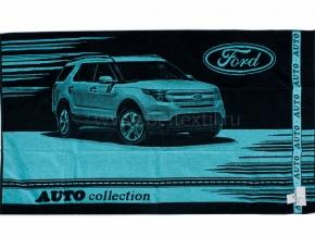 1с02.418ж1 Ford Полотенце махровое 100х175 см