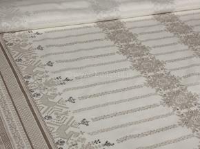 Ткань бельевая арт 1674 чесуча рис. Коники, 150см