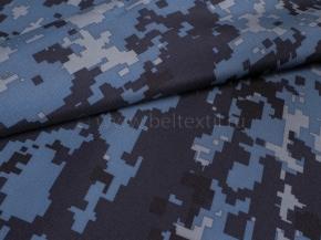Ткань курточная RipStop с мембраной кмф police city digital (рул. ок. 150м.)